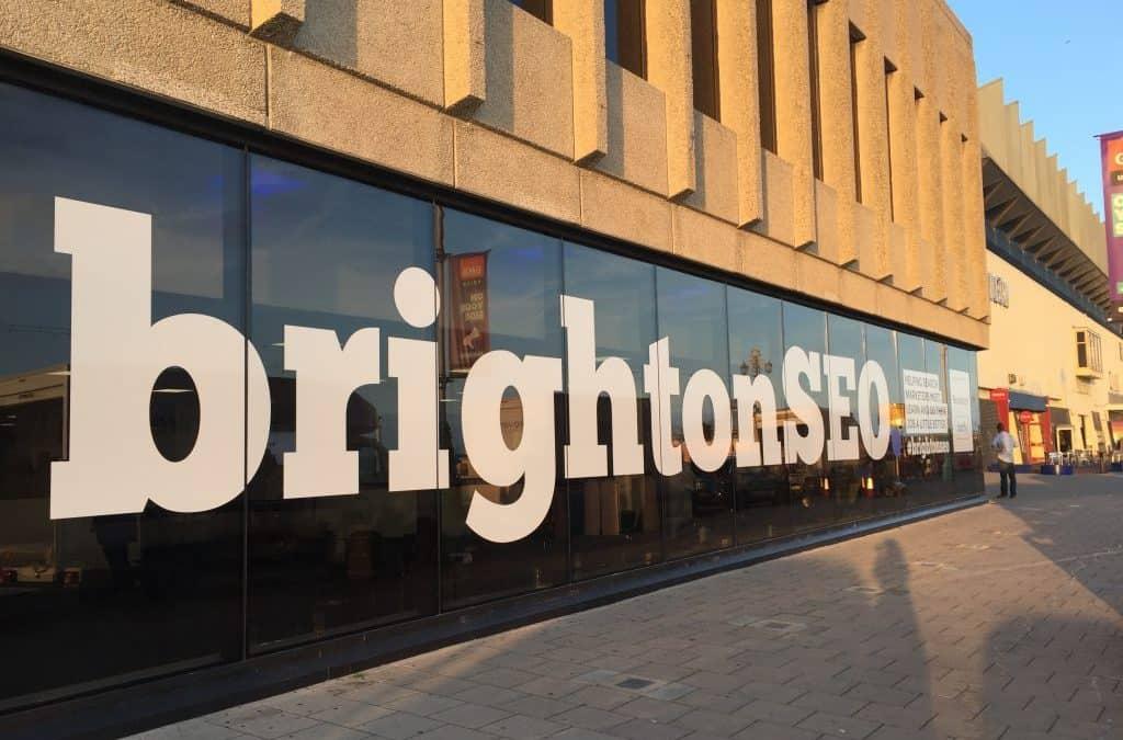 Terugblik – BrightonSEO 2019
